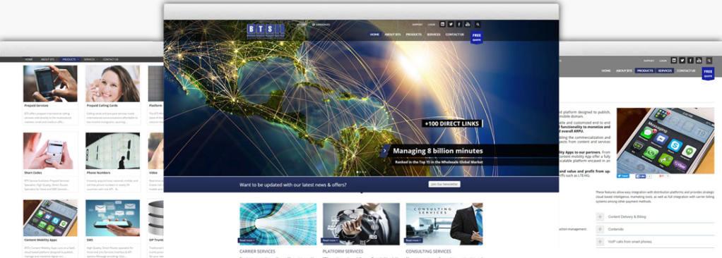 Web Development, Marketing And Maintenance