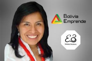 Allison Silva Directora de Bolivia