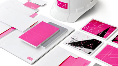 The visual representation of a brand is one of the most fundamental projects a KAYROS designer can work on
