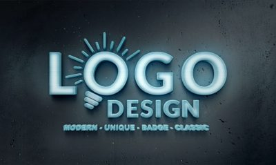 Logo Design Modern Unique