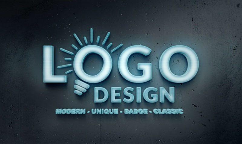 Logo Design Modern Unique