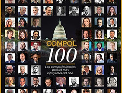 Victor Lopez in the top 100 most influential political professionals